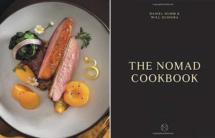 Nomad cookbook Daniel Humm