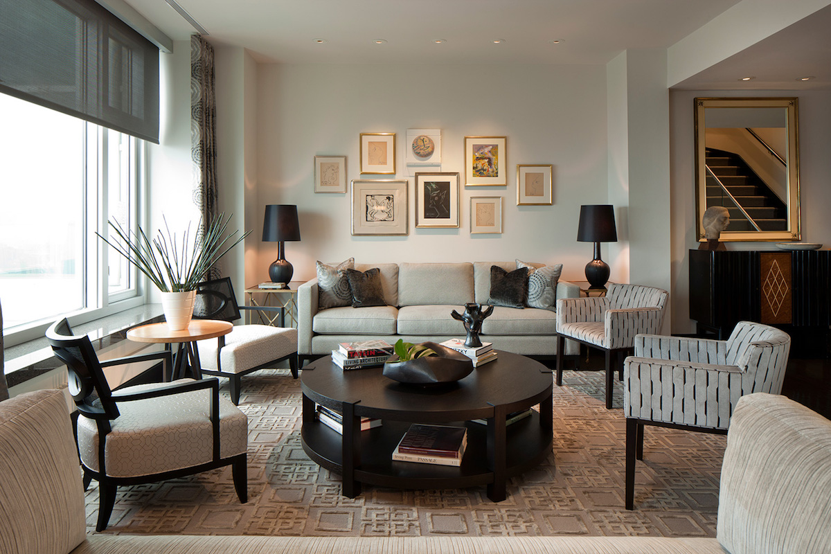 Top Chicago interior designer Michael Abrams