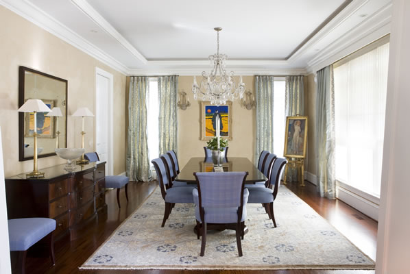 Top Washington DC Interior Designers Sally Steponkus