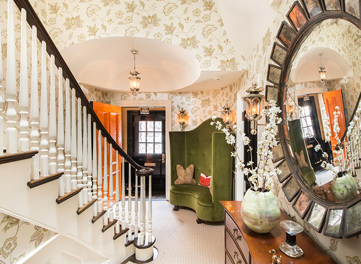 Top Boston interior designer Lewis Interiors