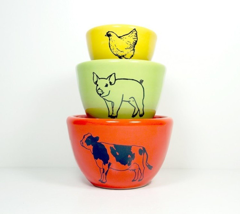 circa ceramic Chicago animals