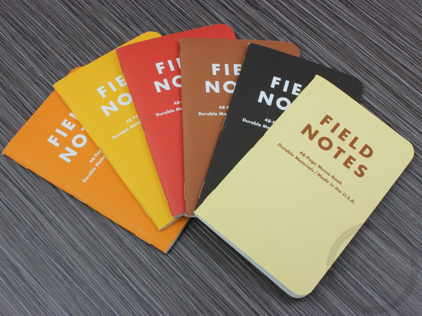 Field Notes Custom Notebooks Chicago