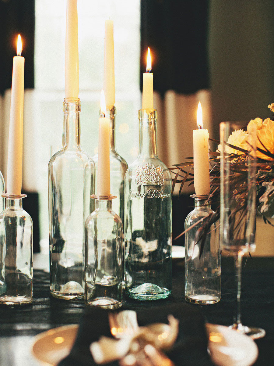 Candles Halloween decoration Halloween