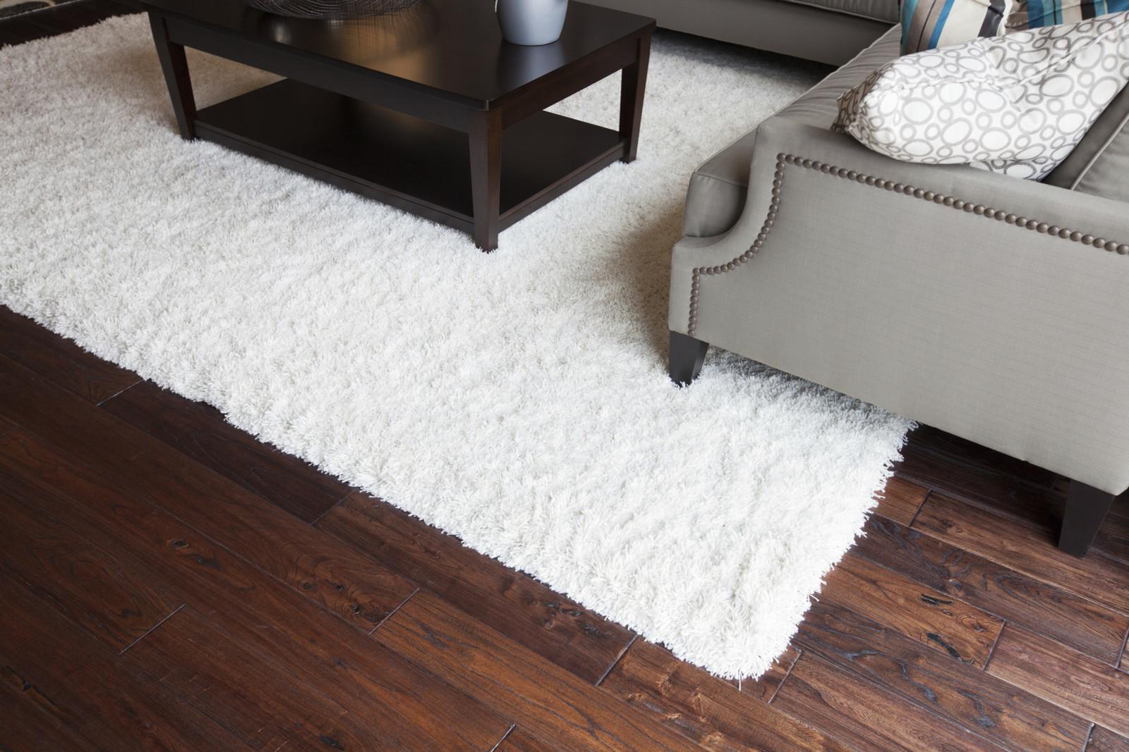 deep pile carpet winter