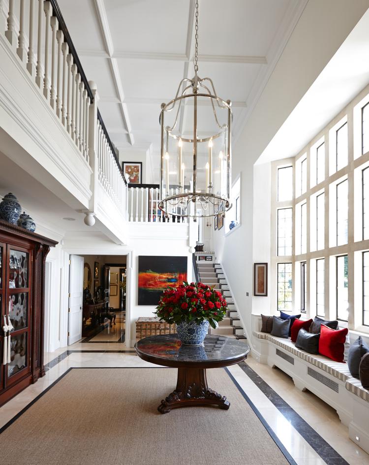 Top London interior designer Maurizio Pellizzoni