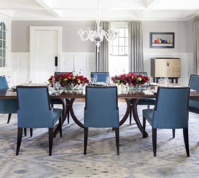 Top Connecticut interior designer Robin McGarry
