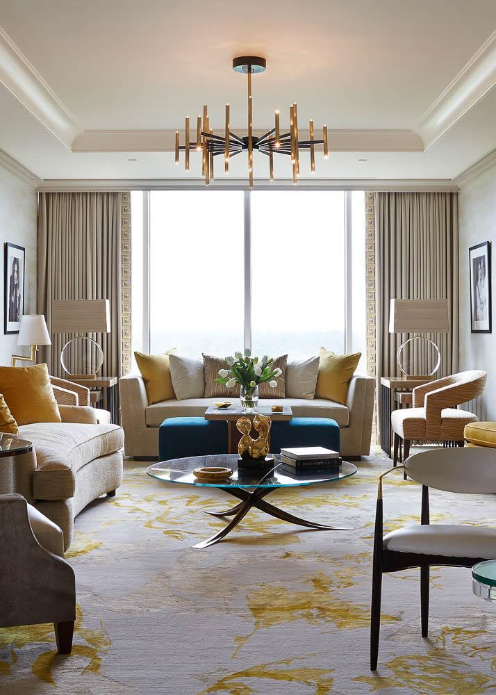 Top Connecticut interior designer Linda Ruderman