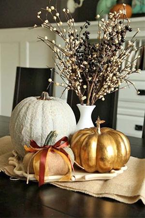 Decor help Halloween interior decorating pumpkin trends and ideas