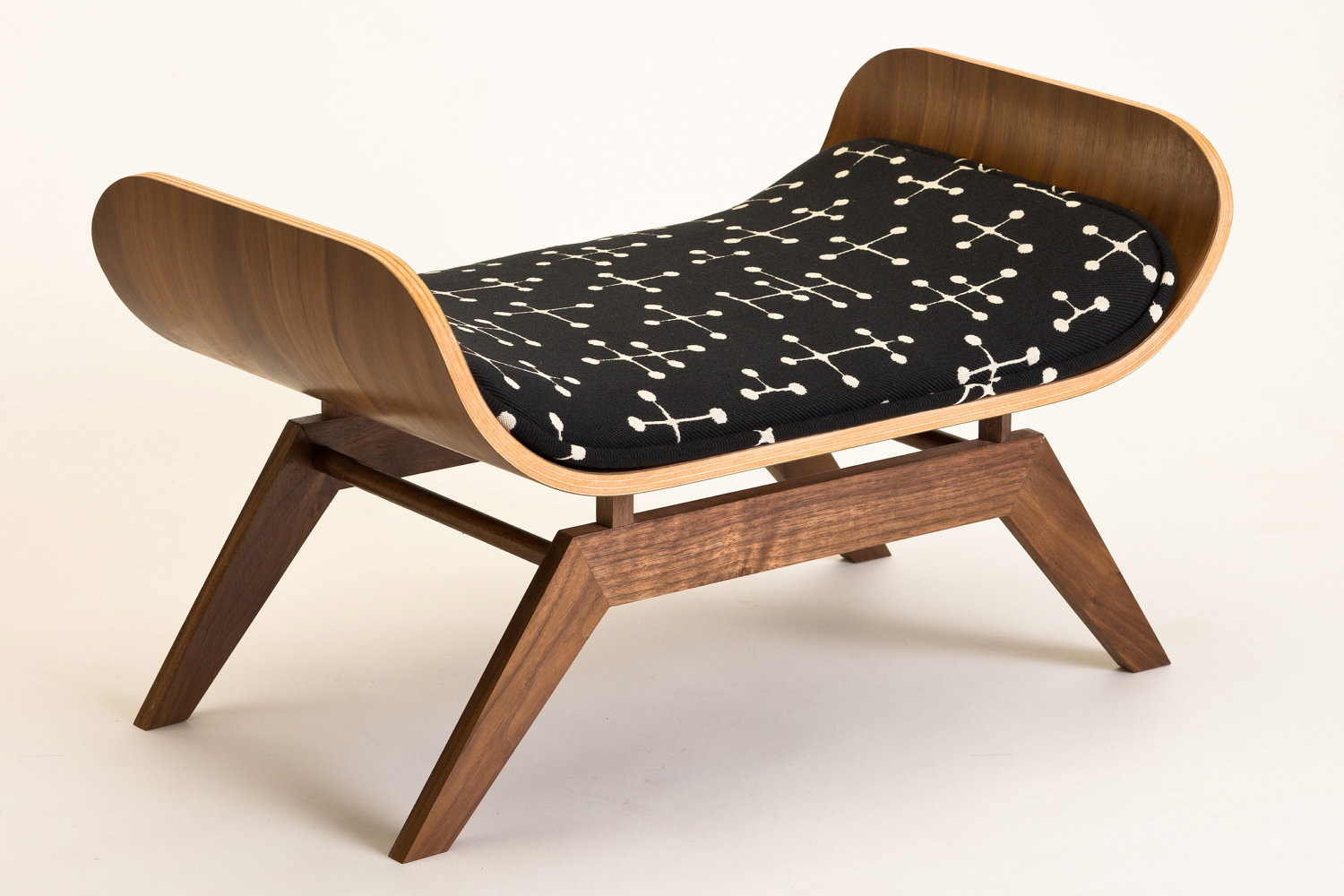 Bentwood dog bed