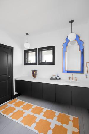 Montauk Vacation Home Master Bathroom