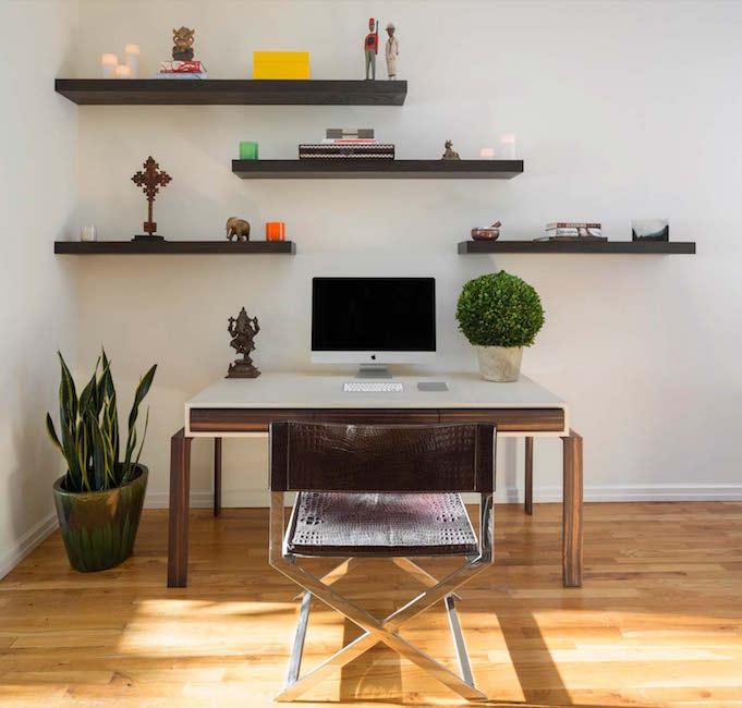 Bachelor Pad Home Office