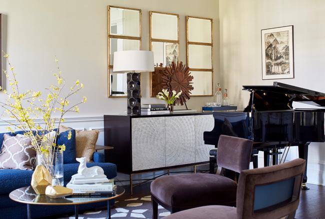 Top New Jersey Interior Designer Uma Stewart