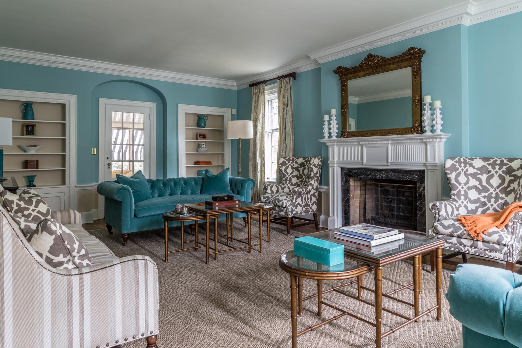Top New Jersey interior designer Swift Morris