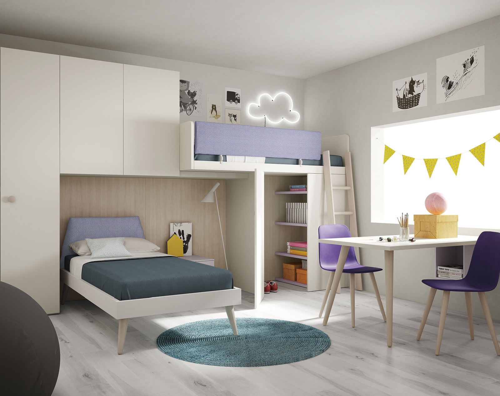 modern kids home decor Miami FL