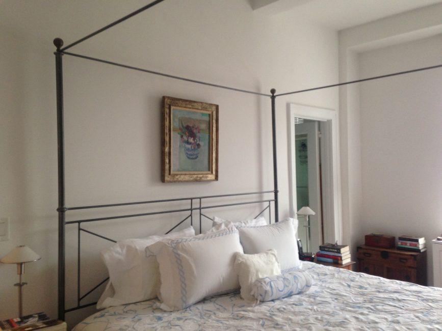 Pre-war bedroom redesign