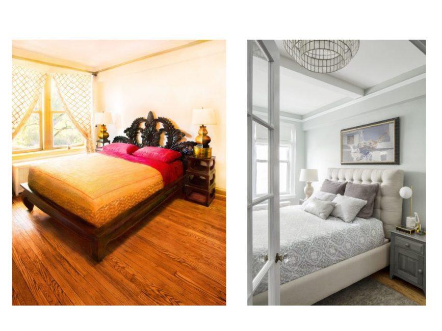 Gramercy Park bedroom