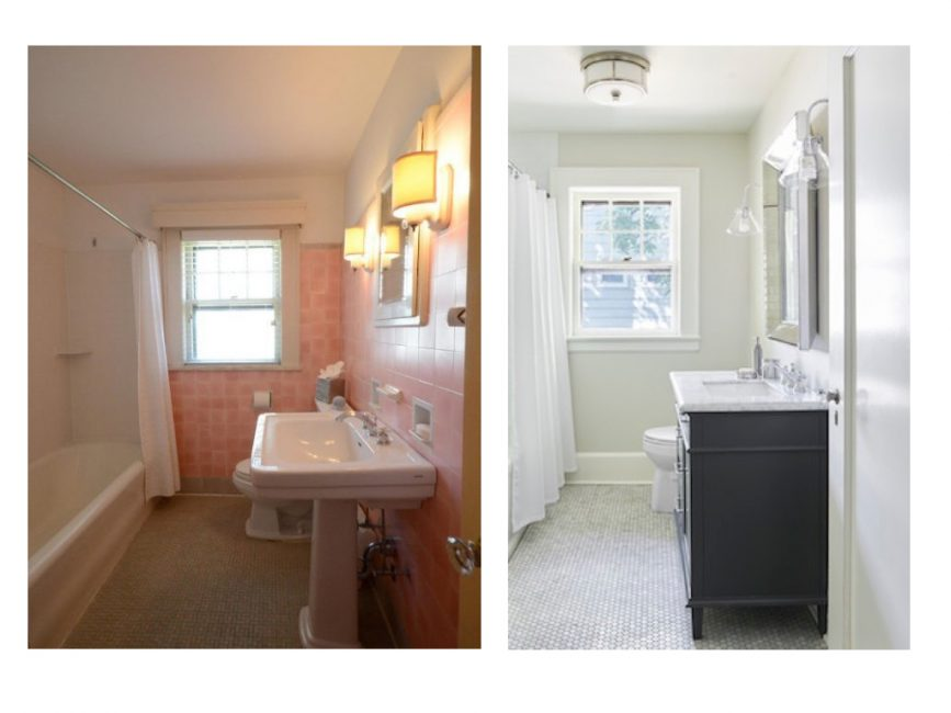 New Jersey bathroom remodel