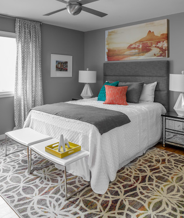 Connecticut family guest room
