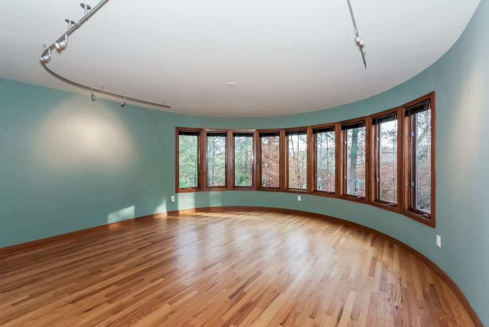 Connecticut family dining room