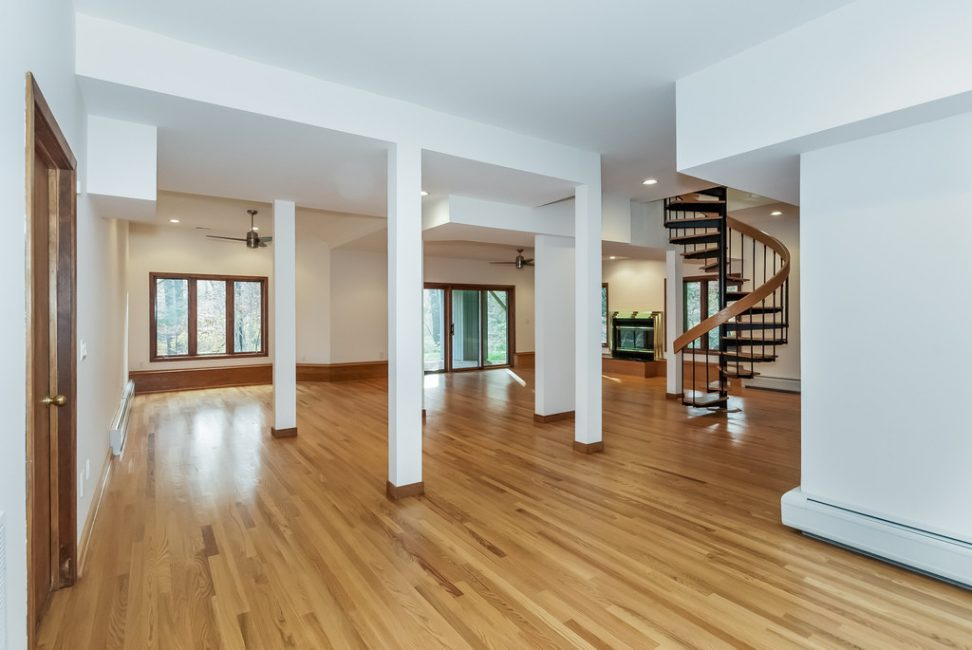 Connecticut family playroom