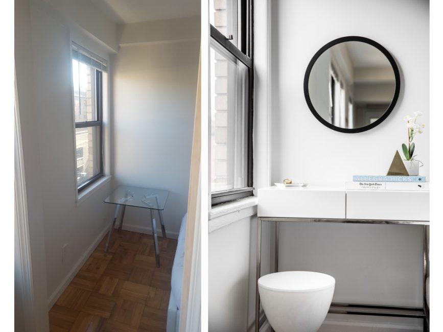 small apartment design ideas vanity