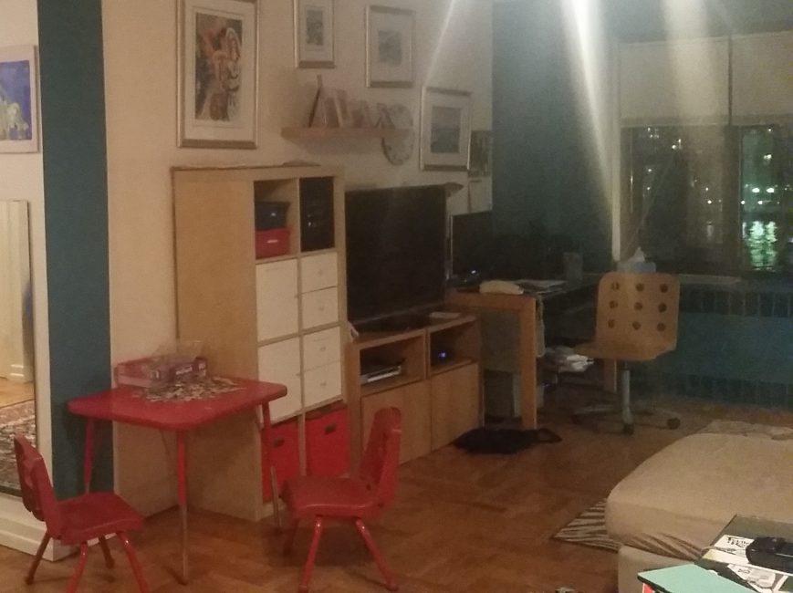 Family apartment storage