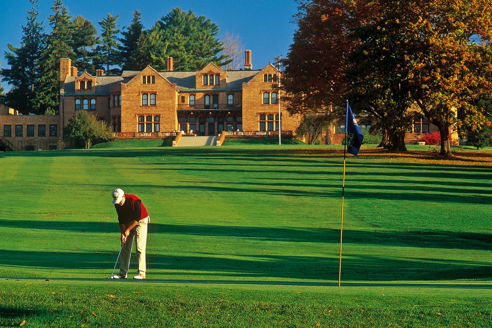 Cranwell Resort Spa Golf Club