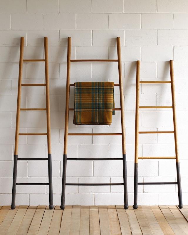 two-tone bloak ladder