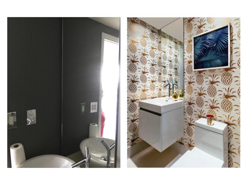 South Beach high rise bathroom