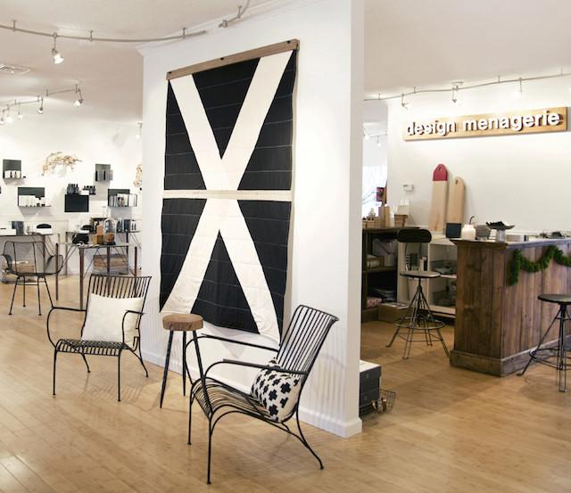 Design store interior