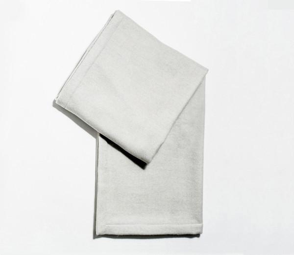 Cashmere Silk Merino Lambswool Throw Blanket