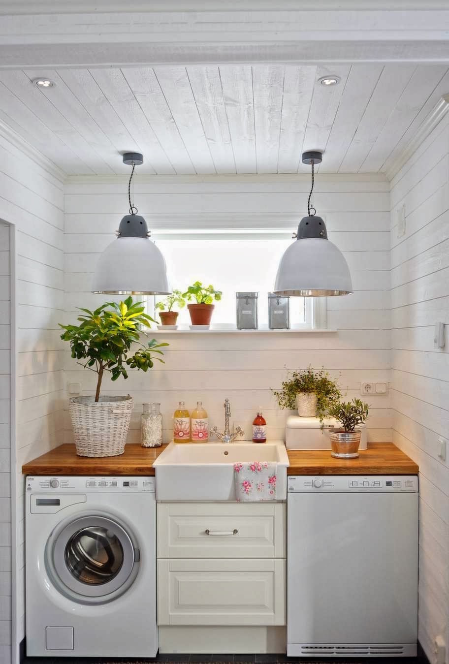 white shiplap small washroom
