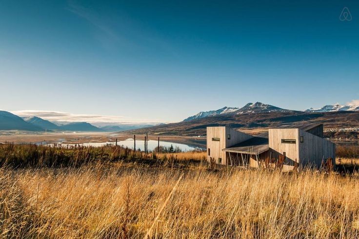 Akureyri Island Design Retreat Cabin