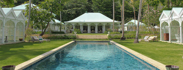 Retreat of the Dominican Republic on the north coast