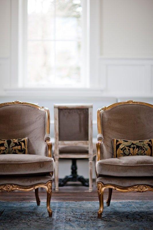 Washington schoolhouse interior chairs