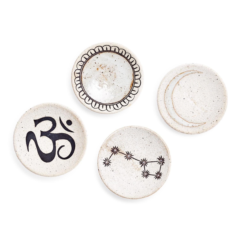 Ceramic trinkets