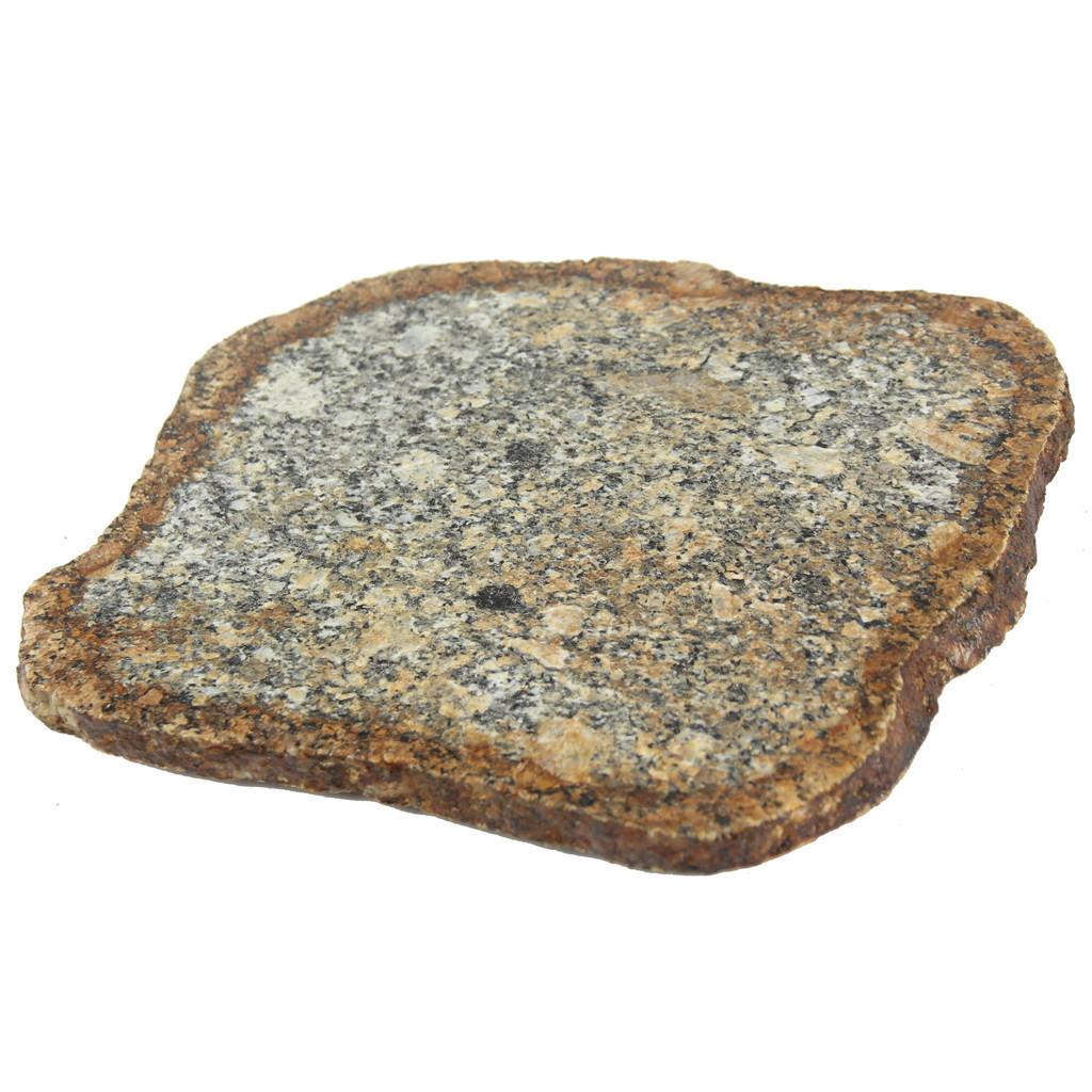 Stone food plate