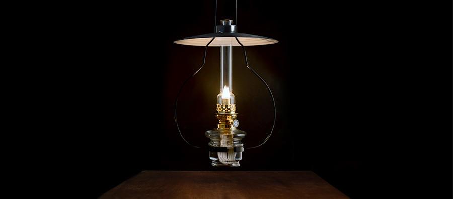 wrought iron pendant lamp
