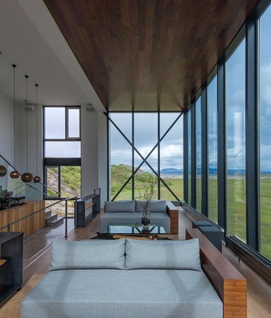 Luxury hospitality design