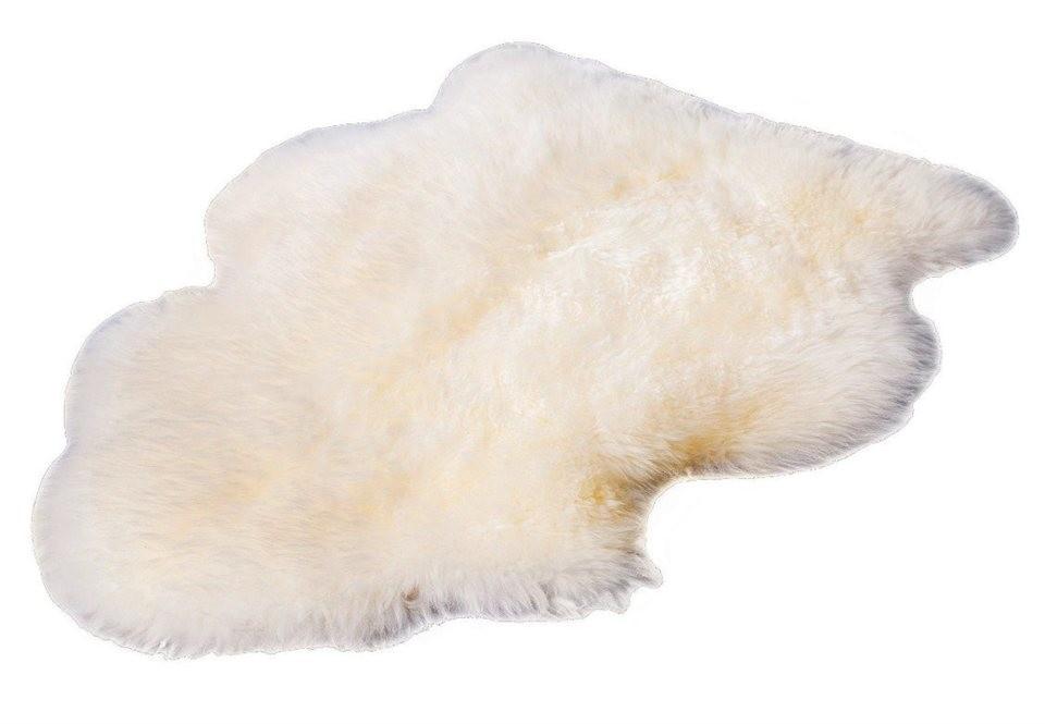 white sheepskin throw Ikea