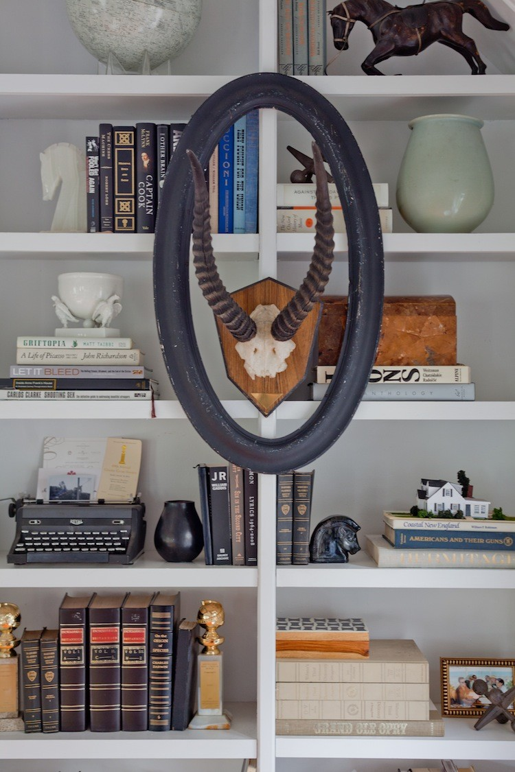 Bookcase objects