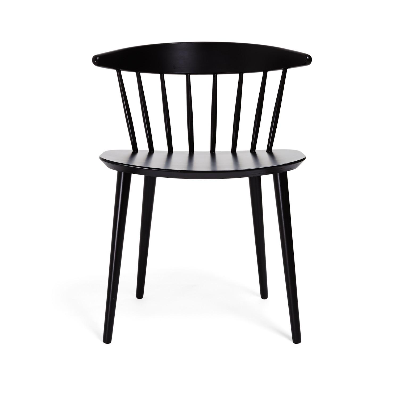 Hay black Windsor chair