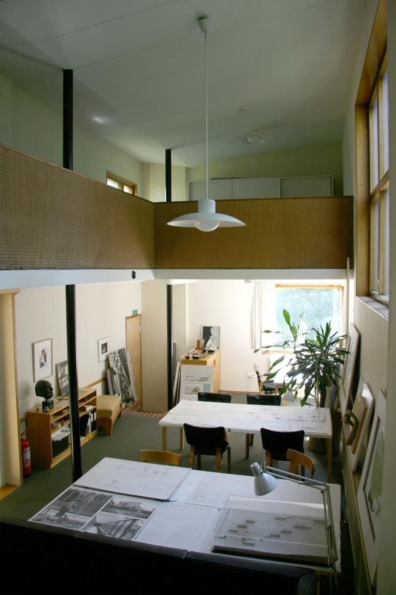 Studio for modern artists