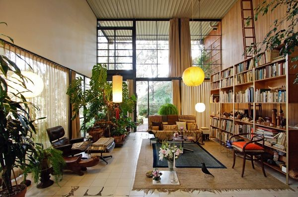 eames mid-century home design