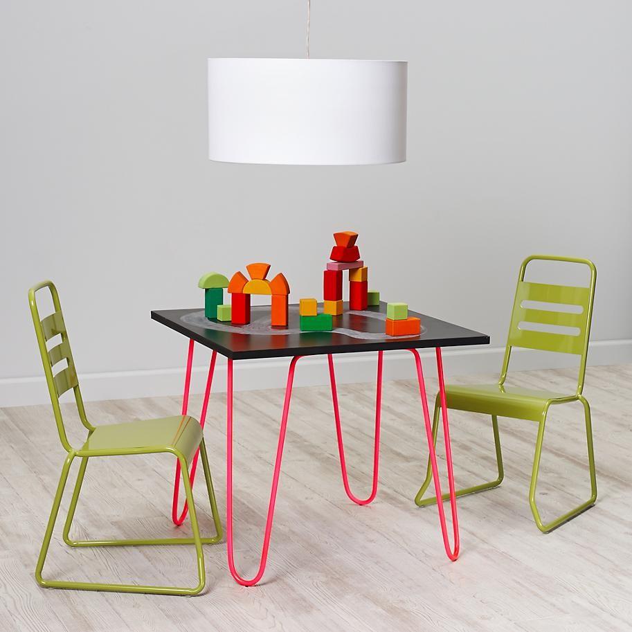 modern metal children's furniture