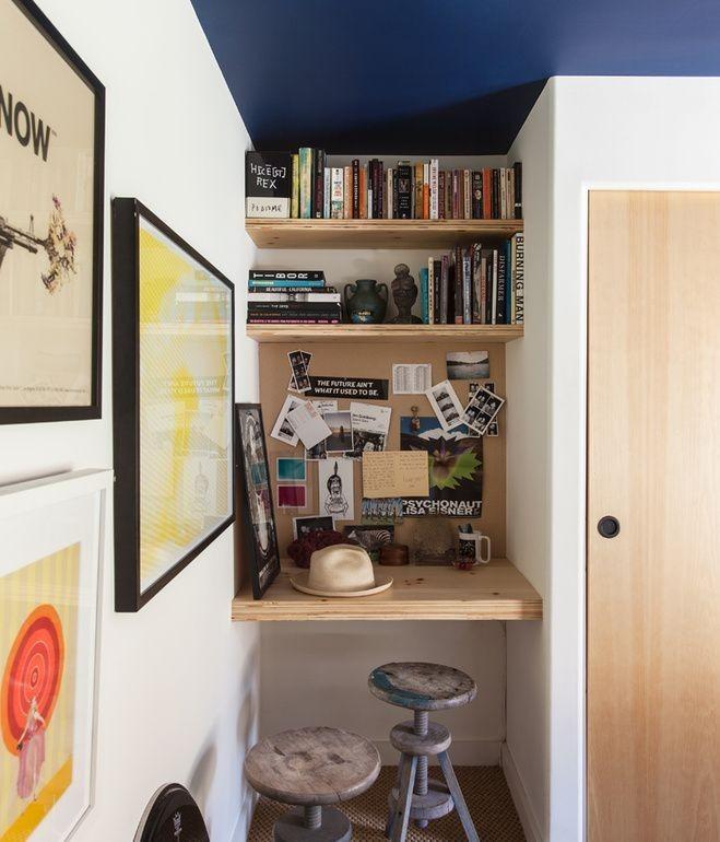 Trailer Home Office via Dwell