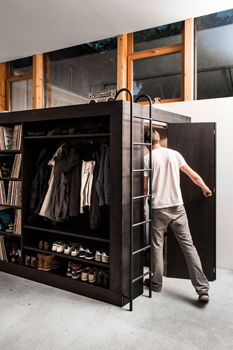 Living Cube Small Space Organization