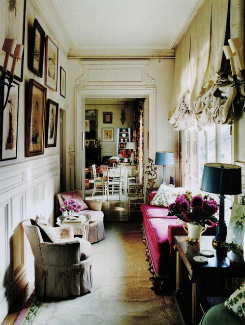 Hamish Bowles Paris Apartment Design