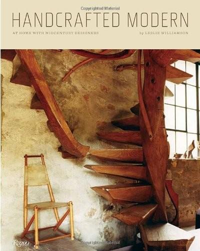 Handmade modern book