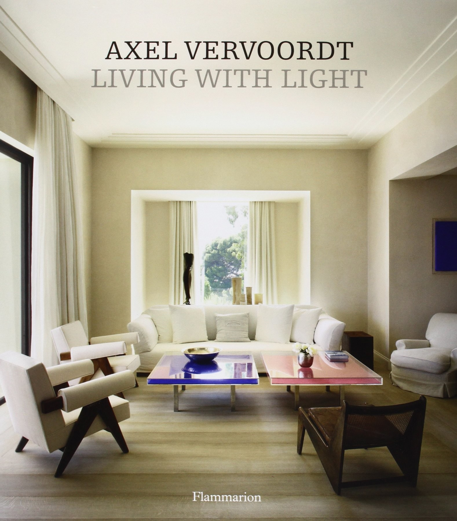 Axel Vervoort Life with Light Book